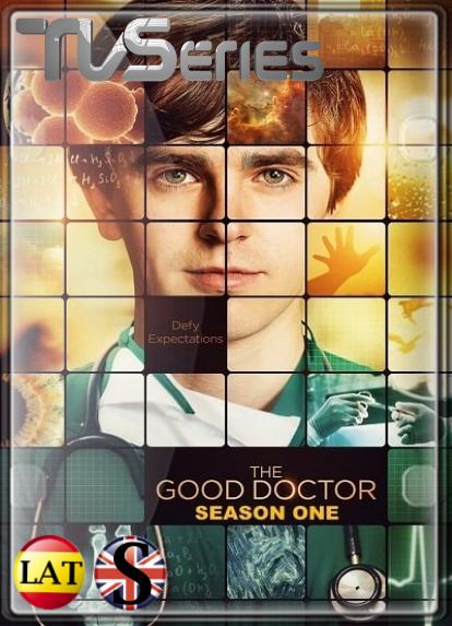 The Good Doctor (TEMPORADA 1) HD 1080P LATINO/INGLES