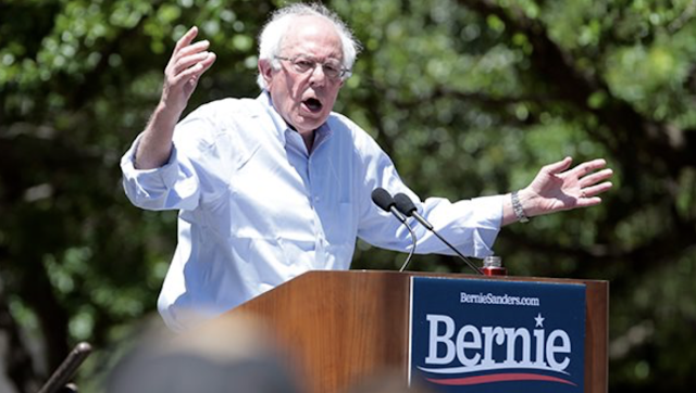 Civil War? Hey, DNC, How Could You Not View This Move As Flipping Off Bernie Sanders?