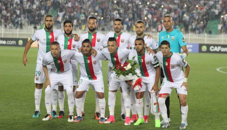 نتيجة مباراة مولودية الجزائر والنادي الافريقي اليوم السبت 16/9/2017 في كأس الكونفدرالية الأفريقية