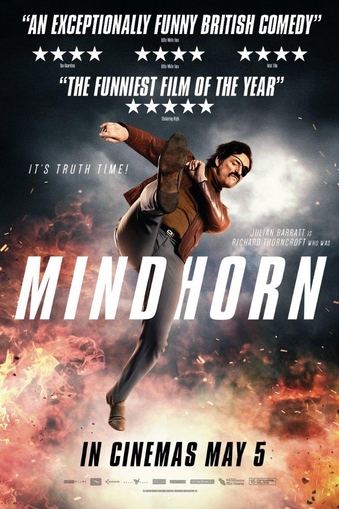 Mindhorn [2016] [DVDR] [NTSC] [CUSTOM HD] [Latino]