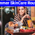 summer skincare products -summer -skincare routine for oily skin- summer skincare essentials 2020