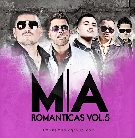 Romanticas Del Movimiento Alterado Vol. 5 Top 20 (2012)