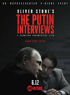 The Putin Interviews Documentary Poster 1