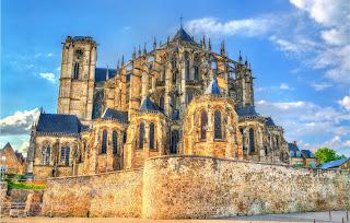 Cathédrale Saint Julien-Le Mans