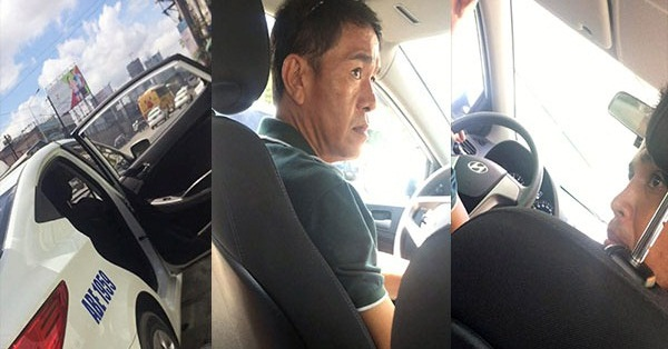 Taxi Modus, Taxi Driver Allegedly Tried To Extort P3,600 From Them As Payment For Their Taxi fare From NAIA to Cubao