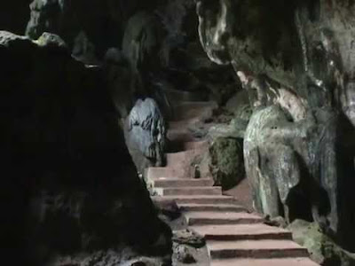 Tiger Cave and Lowo Cave