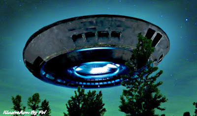 Unsolved UFO Case Baffles Police Officer