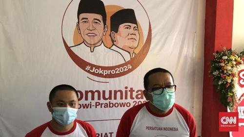 Relawan Jokpro Yakin Jokowi-Prabowo Lawan Kotak Kosong 2024