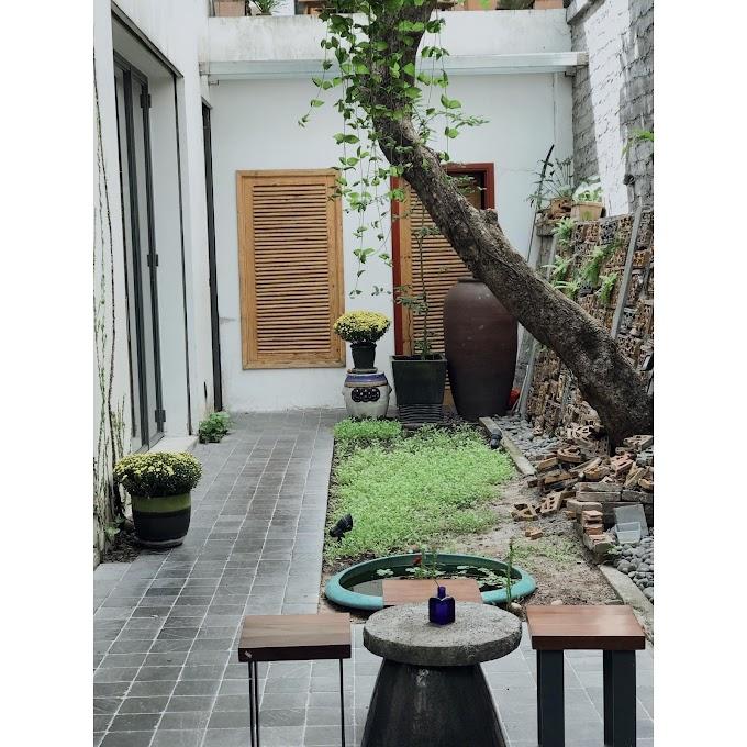 Red Door Cafe Quận 3 - Quán cafe vintage giữa lòng Sài Gòn