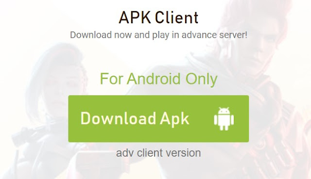 Link Download APK Advance Server September 2020