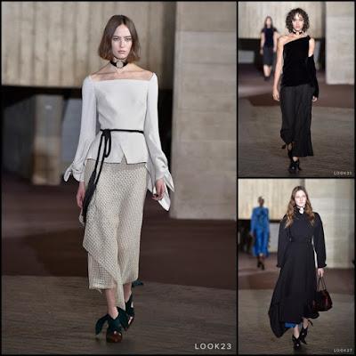 London Fashion Week - Roland Mouret Fall Winter 2017./18