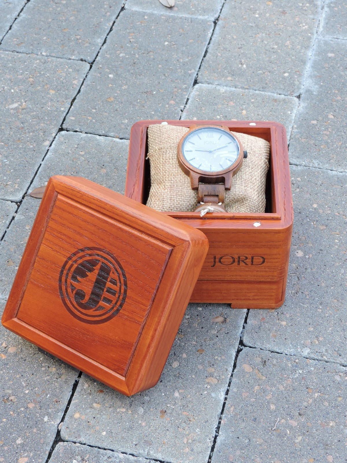 Holiday Gift Guide for Him featuring JORD Watches