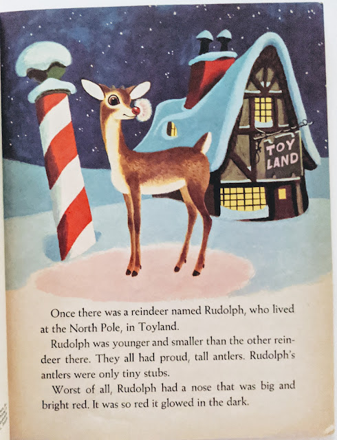 image of vintage children's book artwork