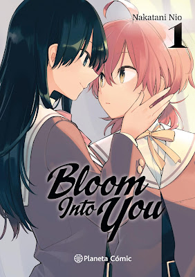 Manga: Review de Bloom into you Vol.1 de Nakatani Nio - Planeta editorial