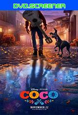 Coco (2017) DVD Subtitulos Latino / ingles AC3 2.0