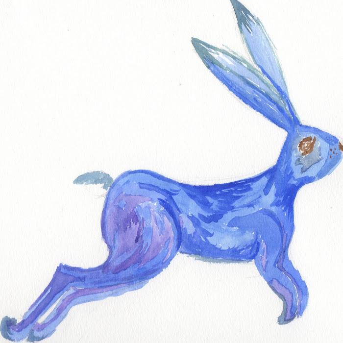 Hiss Hog Porkestra - Blue Hare