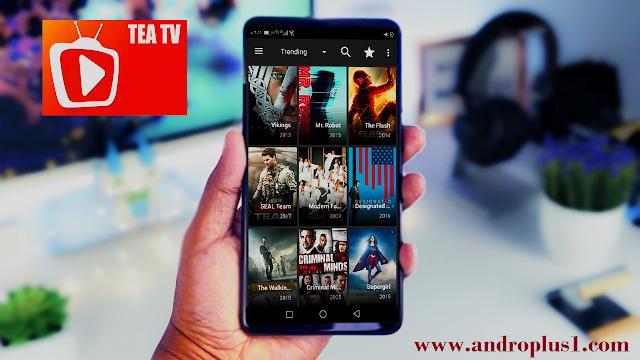 تحميل افضل تطبيق TeaTv لمشاهدة احدث الافلام