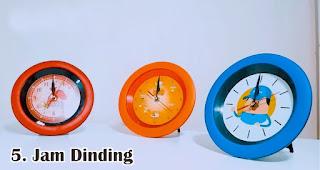 Jam Dinding merupakan salah satu rekomendasi pernak-pernik souvenir untuk Idul Adha