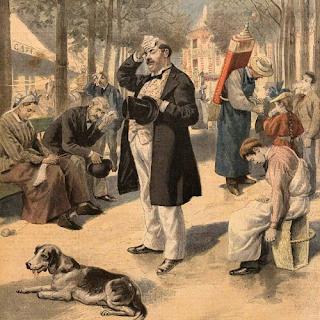 Quelles ont été les conséquences des canicules du XVIIIe et du XIXe siècle ?