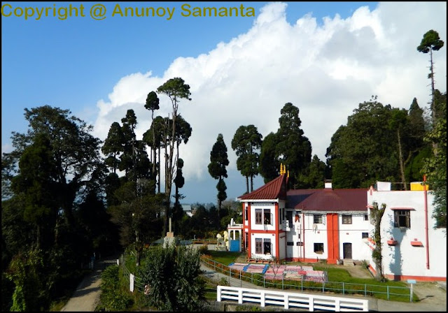A failed Trip to Darjeeling - little bit of Local Sightseeing