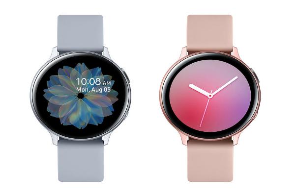 سامسونغ تكشف عن ساعتها الذكية Galaxy Watch Active 2