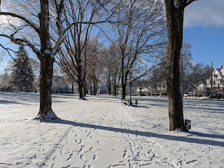 Photo walk Wednesday (Dec 18) morning