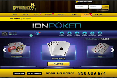 Cewekpoker.com Agen Judi Poker Terpercaya dalam layanan Daftar Poker Online, Dewapoker dengan deposit via pulsa telkomsel, Judi Online Indonesia mudah menang tanpa BOT.