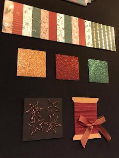 Stampin' Up! Joyous Noel Suite ~ Christmas ~ 2018 Holiday Catalog Sneak Peek ~ Alaska Cruise Display Board