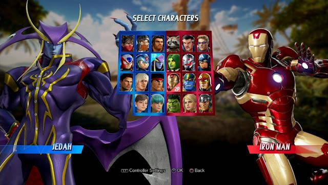 Marvel Vs Capcom Infinite: PS4 Review