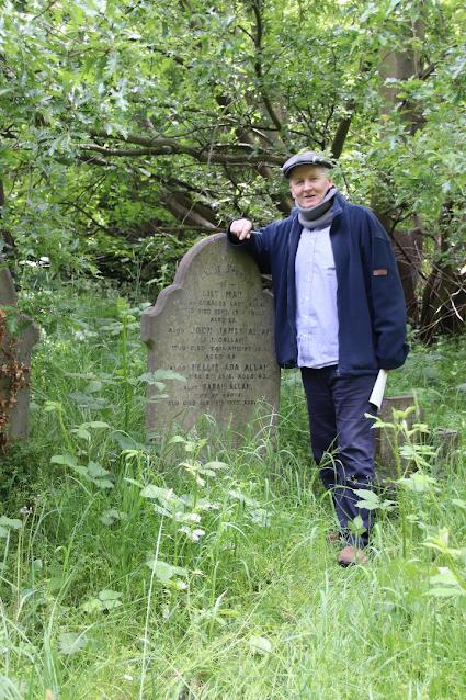 JJ Dallas gravestone
