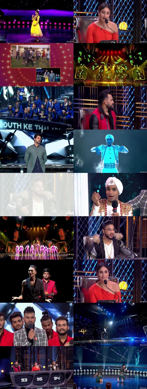 Screenshots Of Hindi Show Dance India Dance Battle of the Champions Season 7 18th August 2019 Episode 18 300MB 480P HD