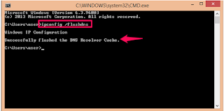 Cara Menghapus Cache DNS Di Windows Dan Mac
