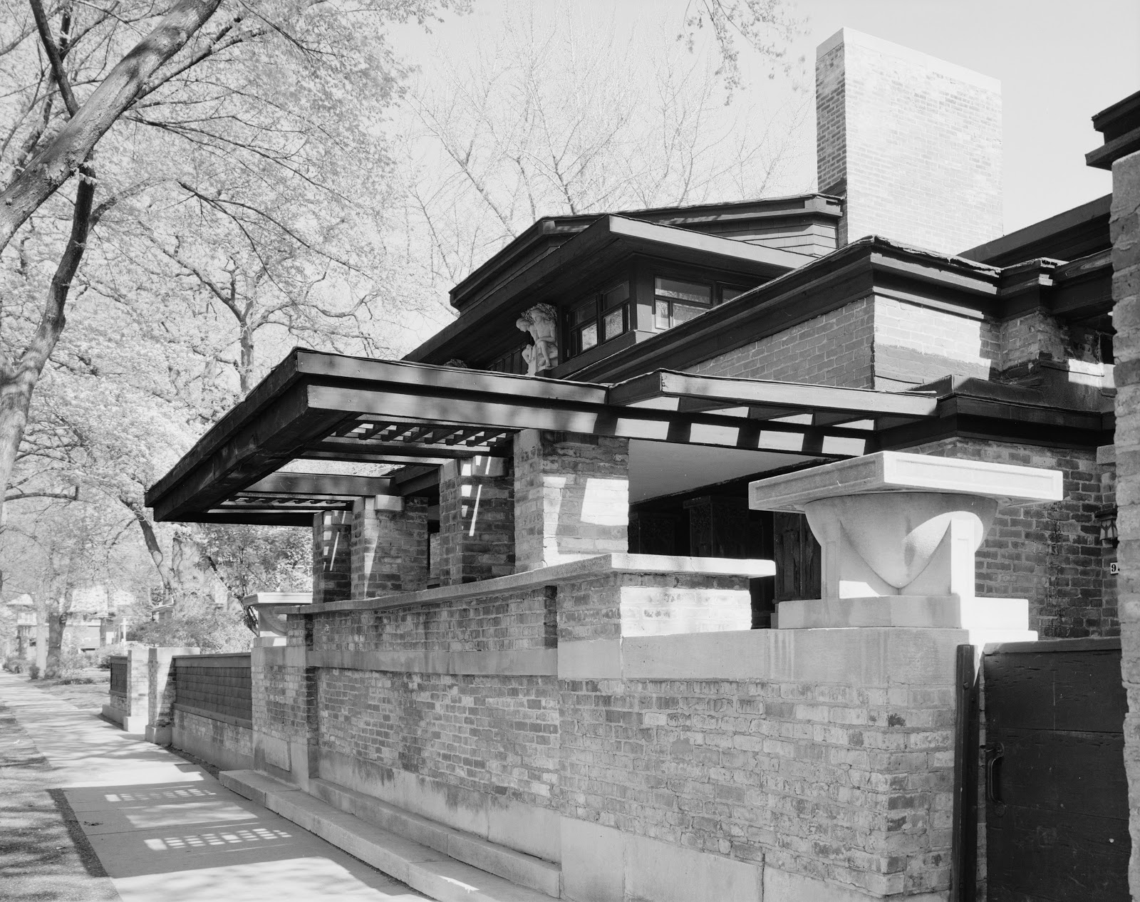 Corners of the 20th century prairie style 1893 1916 - Frank lloyd wright architecture style ...