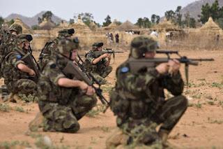 الاتحاد الأوروبي هو الحليف العسكري الذي تحتاجه امريكا