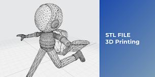 CARA MEMBUAT FILE STL 3D PRINTING