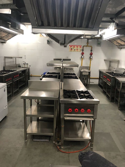 hotel kitchen equipment manufacturers