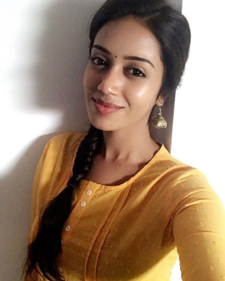 Nivetha Pethuraj latest stills