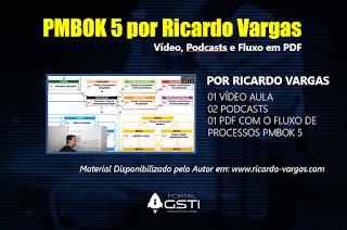 1 vídeo, 2 poadcasts e fluxo dos processos em PDF