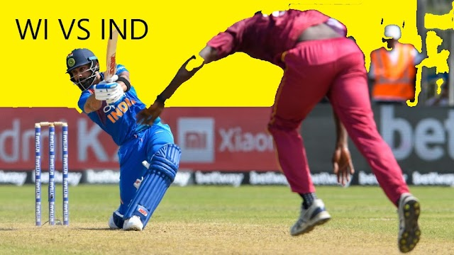 West Indies vs India live stream: how to view 2019 ODI cricket series from anywhere