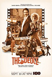 The Deuce Temporada 1 audio latino