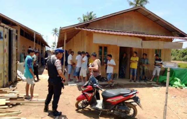 Tidak Memiliki Dokumen, 46 TKA Asal Cina PT CONCH Diamankan Polisi