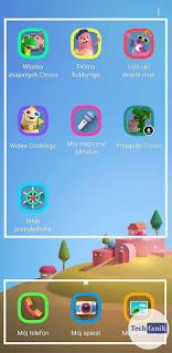 Samsung Aplikacje dla dzieci