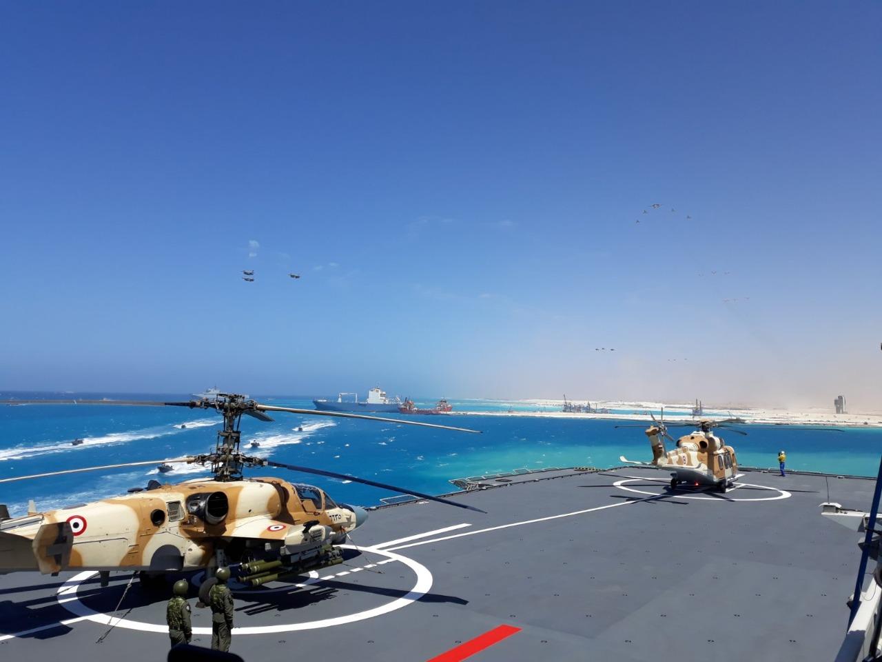 Παρουσία του αρχηγού ΓΕΕΘΑ εγκαινιάστηκε η νέα αιγυπτιακή ναυτική βάση