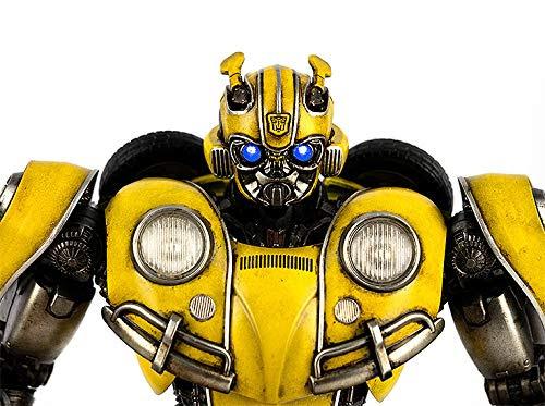 Movie Shopper's Guide - Bumblebee Figure :「トランスフォーマー」シリーズが初めて、評論家から絶賛された感動作「バンブルビー」のビーを再現した全高約20.3cm のフィギュアが、新年2019年5月31日発売 ! !