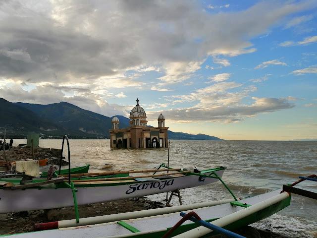 Destinasi wisata di sekitar Kota Palu yang Instagramable