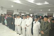 Perombakan Besar-besaran Lebih Dari 230 Pejabat Kerinci Dilantik