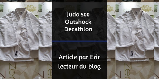 Judo - judogi - cestquoitonkim