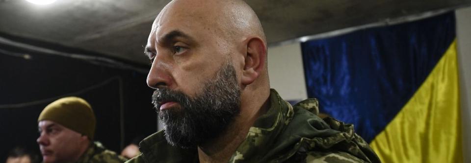 Президент звільнив Сергія Кривоноса з посади заступника секретаря РНБО