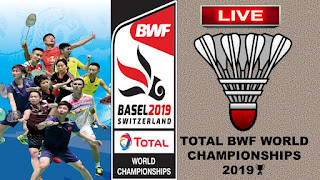 TOTAL BWF WORLD CHAMPIONSHIPS 2019