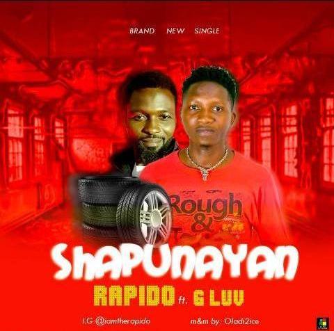 Shapunayan - Rapido ft Gluv
